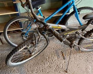 2 Magna Bikes