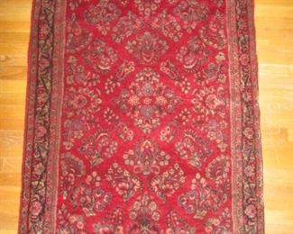 Many Oriental Rugs