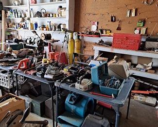 Tools, Hand & Power