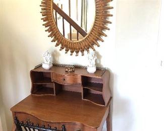 Antique Hall Desk