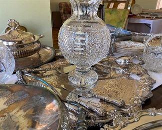 Rare Waterford Vase