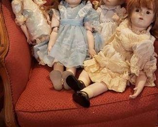 Bruj Dolls