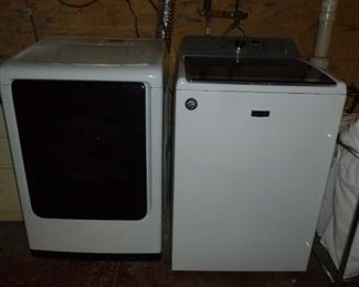 Washer & Dryer (not a set)