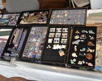 fine and costume jewelry