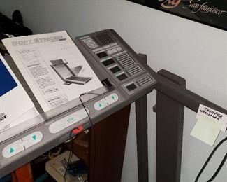 Exercise Equipment, Treadmill
