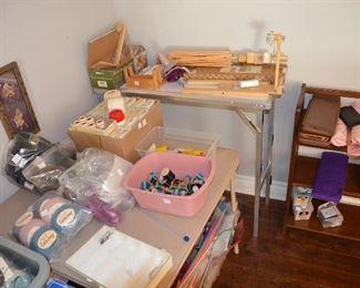 Knitting equipment, manuals, magazines, books. Knitting Yarn, Knitting Crochet yarn, Collectables, Luggage,