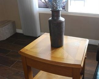 1 OF 2 END TABLES