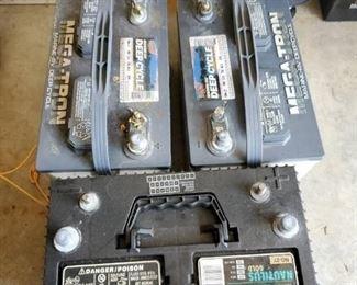 MarineV Deep Cycle Batteries
