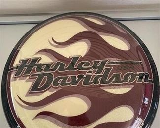 Harley Button light