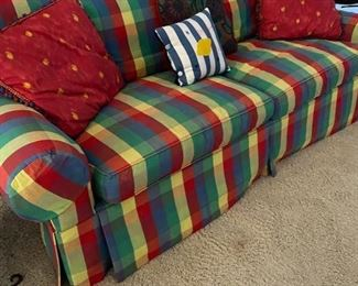 Upholstered Sofa