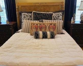Henredon Queen Bed