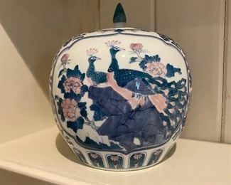 Chinoisserie Vase