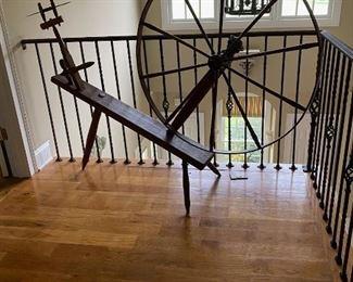 Antique Walking Wheel
