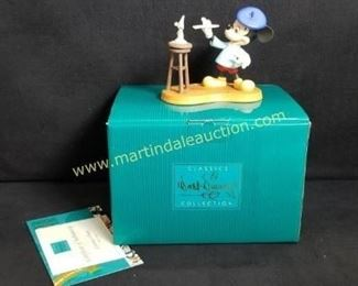 Mickey Mouse Limited Edition Figurine