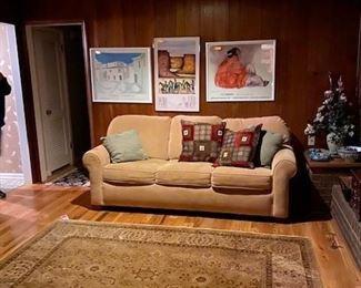 estate couch