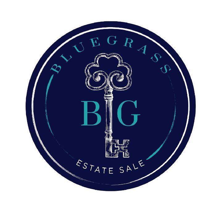 Mon Tues Thurs Fri 11-4, Sat 10-5 ; 930 Winchester Road ; info@BluegrassEstateSale.com