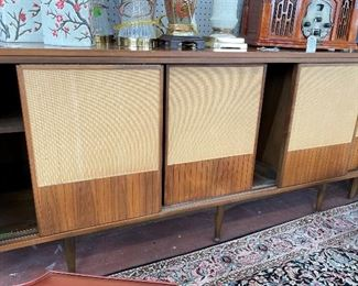 """50% off! was $1150. Magnificent Midcentury Buffet Sideboard.  68"""" long x 32"""" high x 21"""" deep"""
