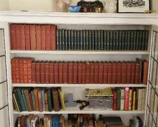 Sampling of Books