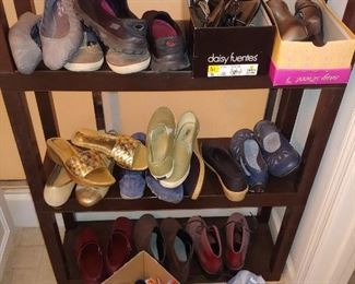 Lots of shoes size 7  1/2