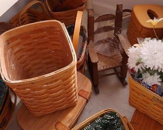We keep finding more and more Longaberger baskets