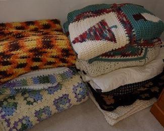Lovely afghans