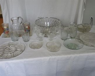 Assorted Party Ware
