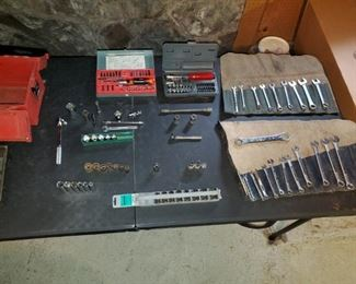Assorted Hand Tools, SnapOn, SK, Craftsman