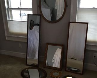 Assorted Used Mirrors