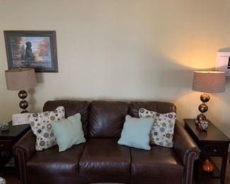 sleeper sofa great shape