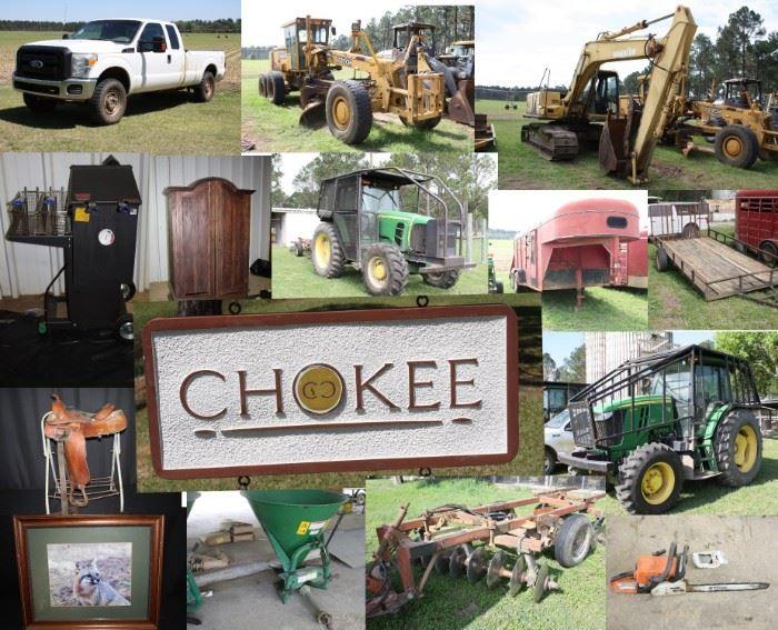 Chokee Collage