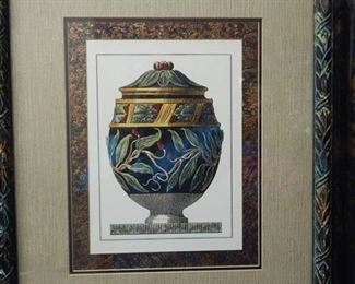 16 x 19 Beautifully Matted & Framed Print