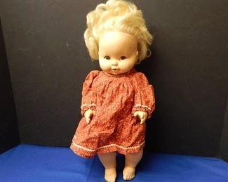 1963 Mattel Doll