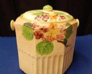 Vintage Japanese Cookie Jar
