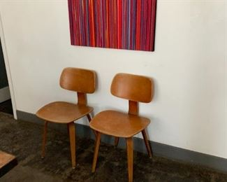 thonet chairs as is