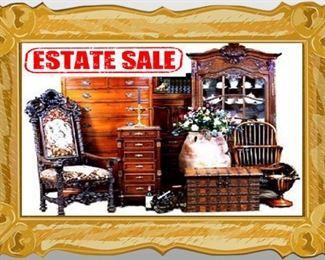 Aunt's Treasured Possessions ~ Private Estate Sale
