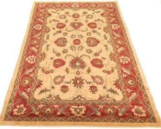 Fine HandKnotted Tabriz Carpet