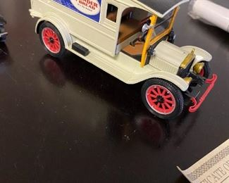 Mini Toy Antique Car Collections