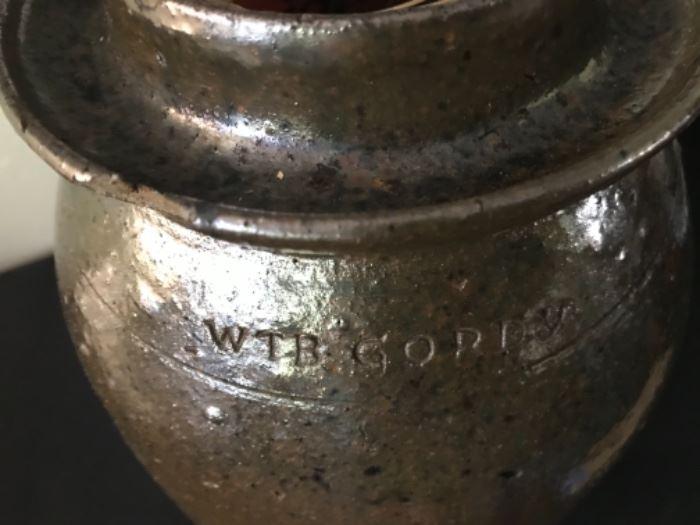 WTB Gordy pottery