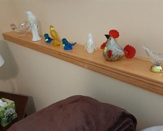 Some of the glass birds