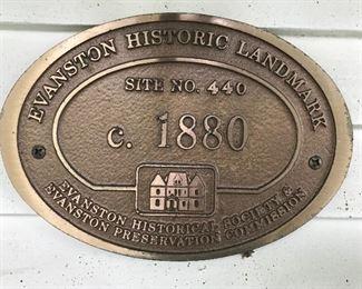 1880 Historical Landmark