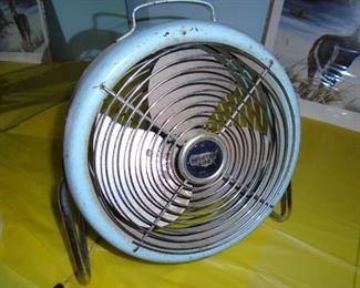 mid century fan
