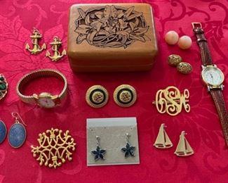 $12.00...........Costume Jewelry (B891)