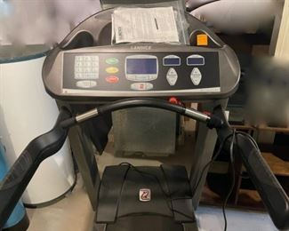 Landice Pro Sports L7 Treadmill:  (B905)
