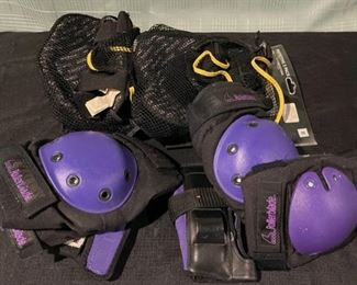 $12.00..................Knee and Elbow Pads (B723)