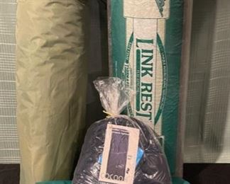 $30.00....................Sierra one person Tent, tarp LL Bean (B718)