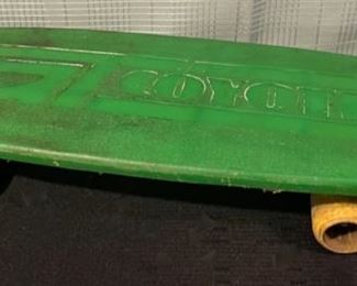 $60.00....................Coyote II Skateboard (B704)