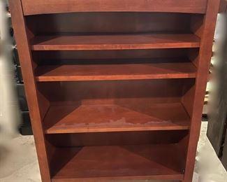 """$50.00..................Bookshelf 36"""" x 13 1/2"""", 48"""" tall (B703)"""