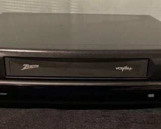 $12.00................Zenith VCR Player (B699)
