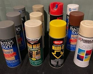 $20.00..................Mostly New Paints (B671)