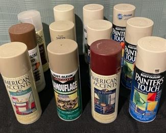 $20.00..................Mostly New Paints (B674)